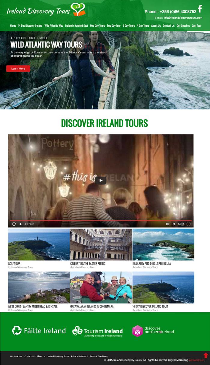 ireland discovery tours